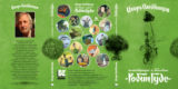 Набор открыток Иллюстрации к балладам о Робин Гуде. Илья Олейников